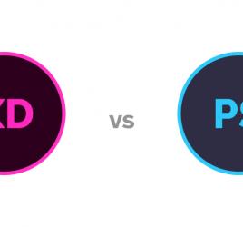 Photoshop vs Adobe XD