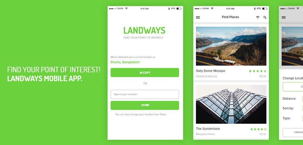 landways xd app