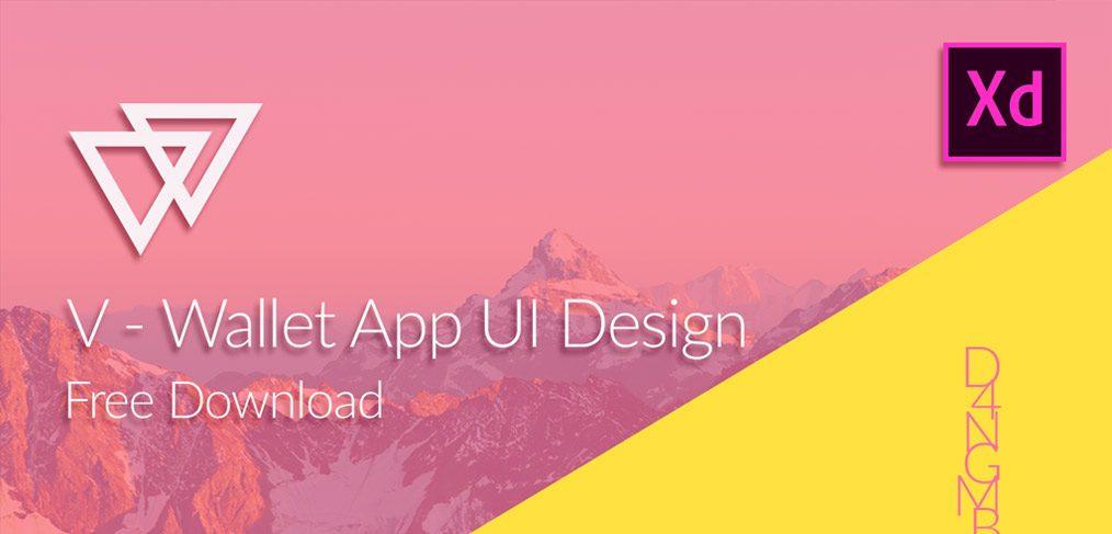 Wallet App Free Ui Kit Xdguru Com