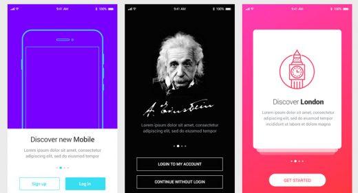 mobile walkthroughs xd