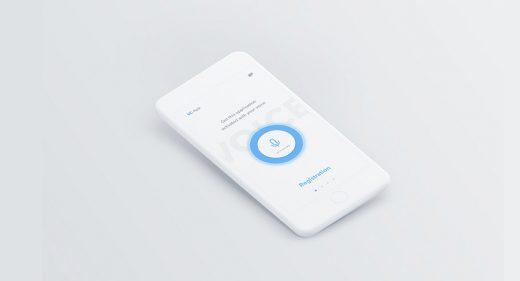 voice app xd