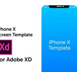 iphone x screen xd