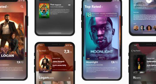 movies db app xd