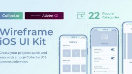 ios-wireframe-kit