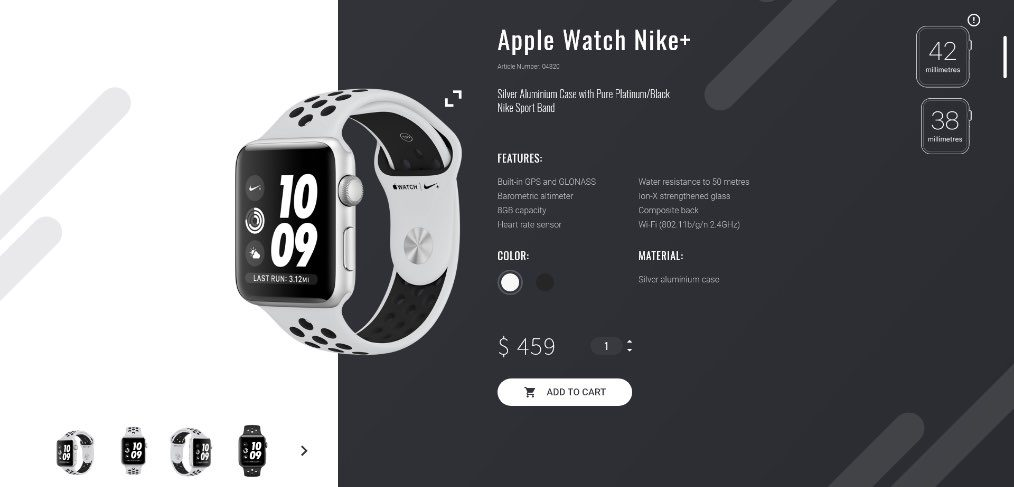 apple nike iwatch xd