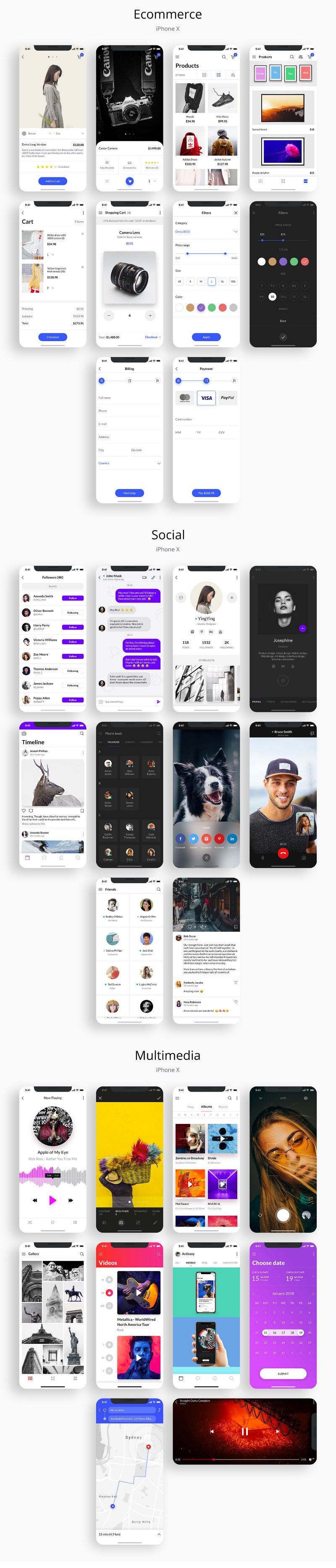 awesome ios ui kit2