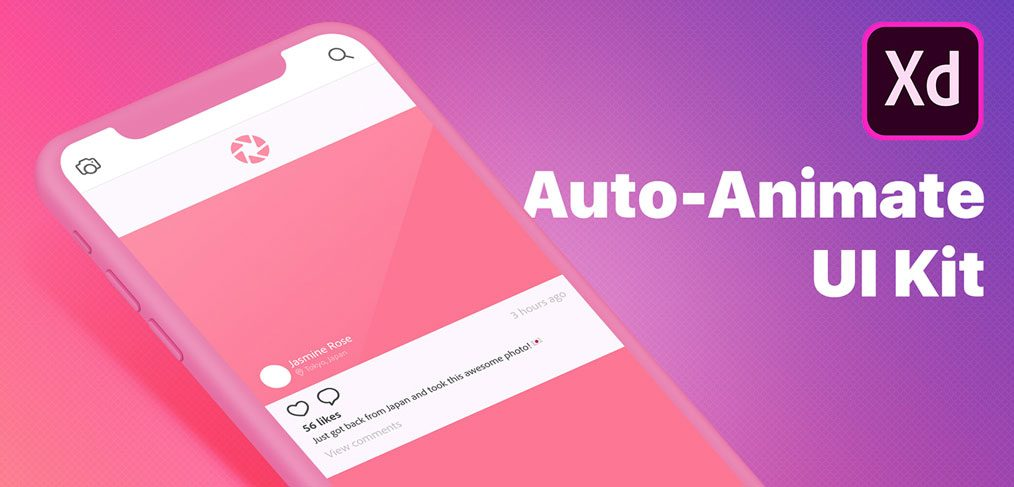 Auto Animate - Free UI kit
