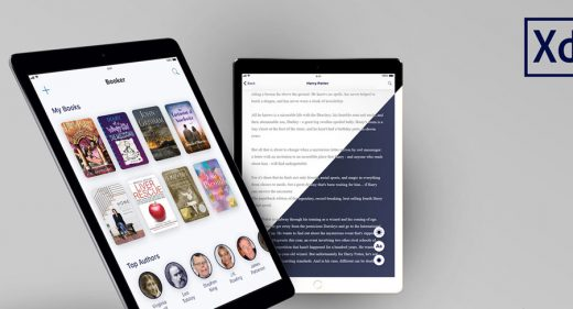 Ebook App Template
