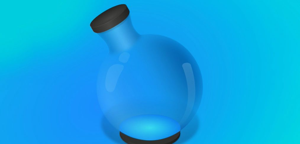 Mana Bottle Animation
