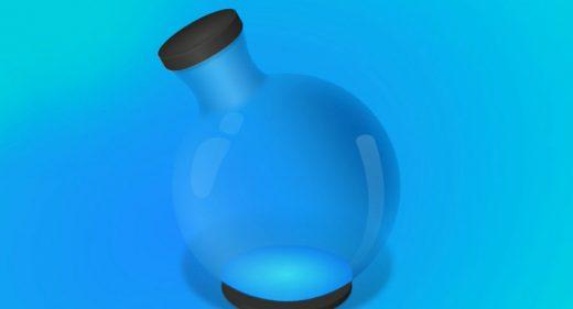 Mana Bottle Animation
