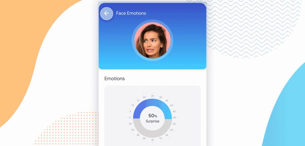 Face recognition concept app
