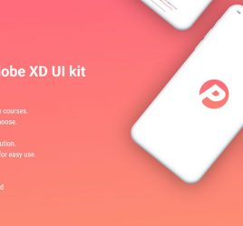 Plexus - Free UI kit for XD