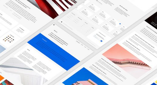Whatever Agency Free UI kit