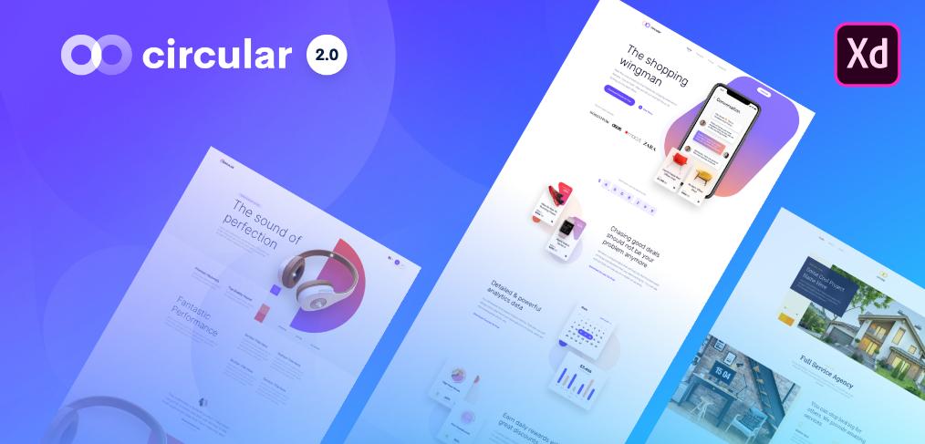 Adobe XD Templates, UI kits and Freebies - Top resources on XDGuru
