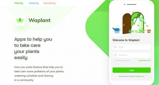 Waplant Free mobile XD UI kit