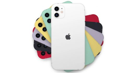 iPhone 11 Adobe XD mockup