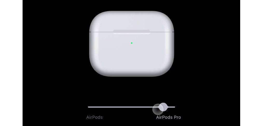 AirPods pro XD animation