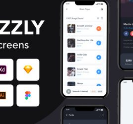 Grizzly XD ui kit