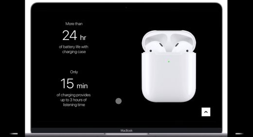 Airpods XD animation