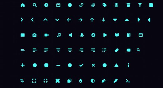beTach free XD icon set
