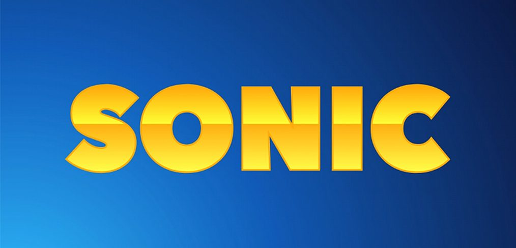 Sonic text XD animation