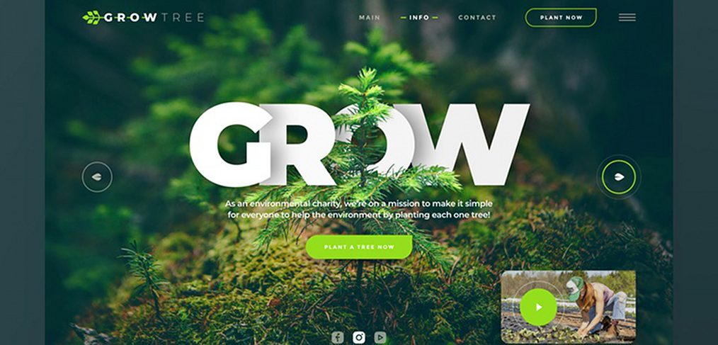 Environment responsive XD template