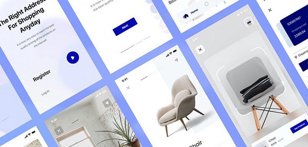 Kleine free ecommerce UI kit